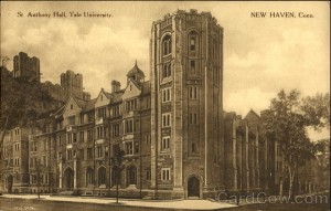 St. Anthony Hall, Yale University New Haven, CT