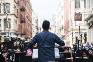 Make Music Day New York: Concertos For Buildings At Greene St