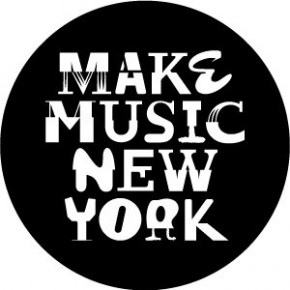 Commission for Make Music New York 2017 Festival on June 21st