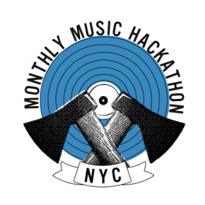 Lainie gives talk at Monthly Music Hackathon on Saturday, October 14th